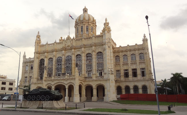 Museo de la Revolucion , Havana, Cuba