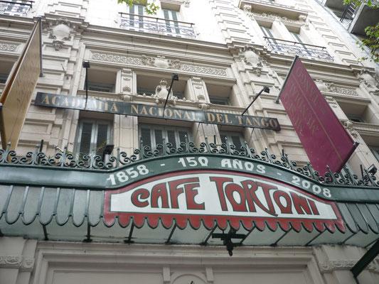 Top Sehenswürdigkeiten Buenos Aires - Café Tortoni