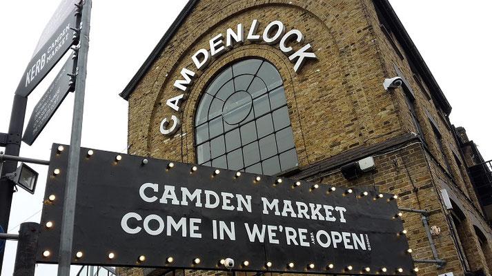 London Wochenende Tipps: Camden Market