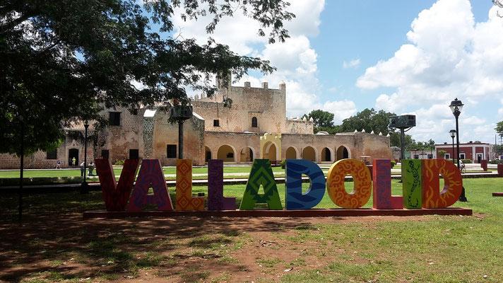 Convento de San Bernardino de Siena in Valladolid / Yucatan Mexico