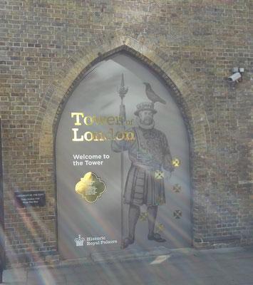 Spartipps London - Schlüsselzeremonie Tower of London (London günstig Tipps)