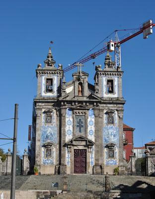 Kurztrip / Städtereise Europa -  Porto Kirchen