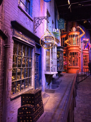 Harry Potter Studio Tour - Winkelgasse