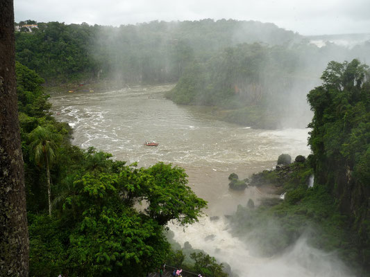 Iguazu - the most spectacular waterfalls in the world