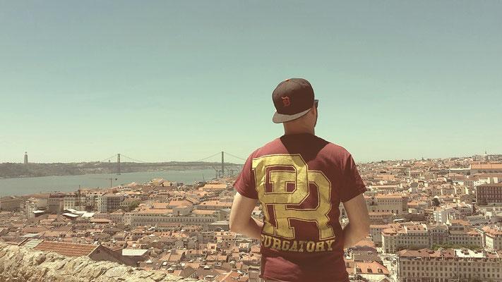 Castel de Sao Jorge Lissabon