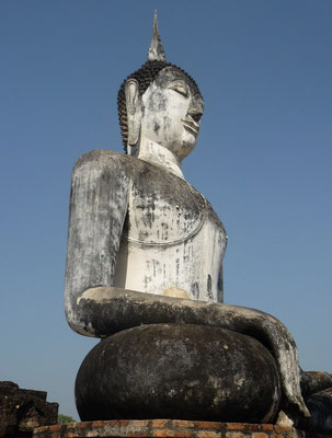 Historical Park Sukhothai Thailand