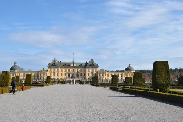 City trip Europe - Stockholm Drottningholm Palace