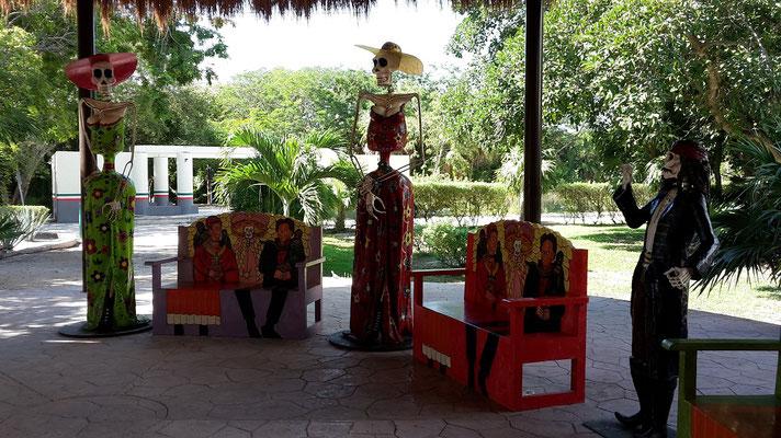 Mayan Ruins of Tulum / Yucatan Mexico