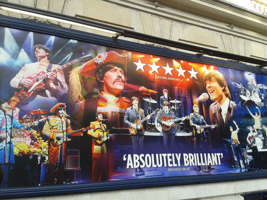 Things to do in London when it rains - West End Shows