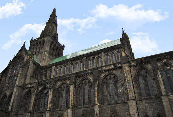 Glasgow - 10 things to see and do - St Mungo´s Cathedral