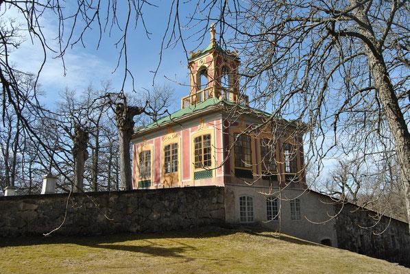 China Schloss, Drottningholm Palace Stockholm