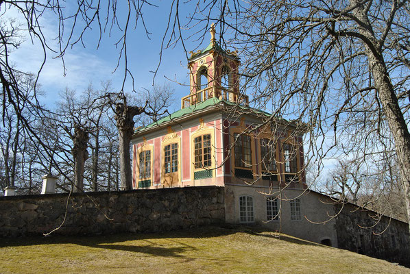 China Schloss, Drottningholm Palace (Stockholm Wochenende Tipps)