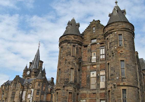 George Heriot School / Hogwarts / Harry Potter Edinburgh