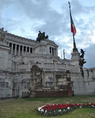 Altare della Patria / Monumento a Vittorio Emanuele II in Rom