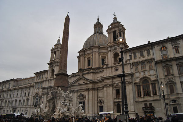 Piazza Navona in Rom (Rom 3 Tage)