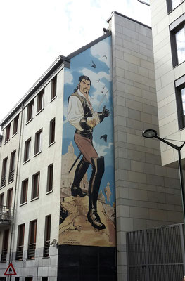 Skorpion  - Rue Treurenberg