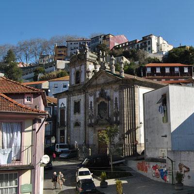 Porto Kirchen - Igreja de São Pedro de Miragaia