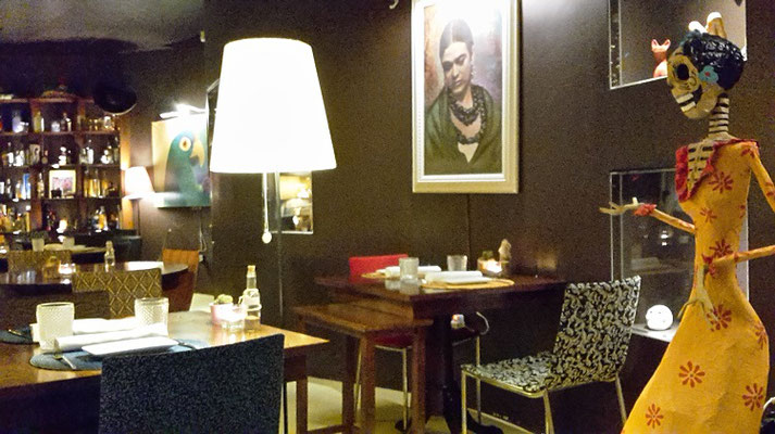 Restaurant Frida in Porto