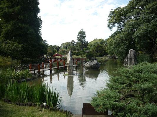 Top Sehenswürdigkeiten Buenos Aires - Japanischer Garten