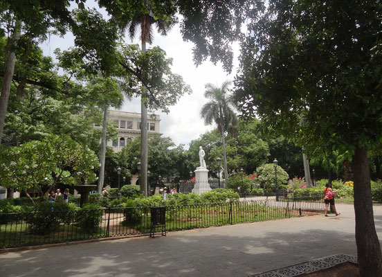 Plaza de Armas, Havanna, Cuba