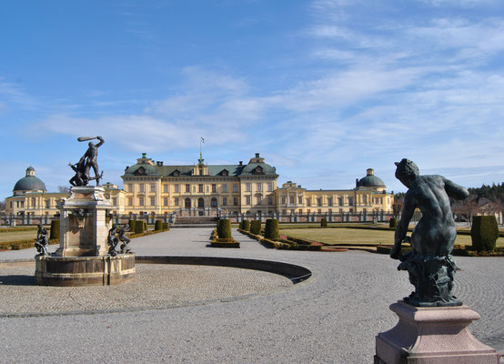 Drottningholm Palace (Stockholm Wochenende Tipps)