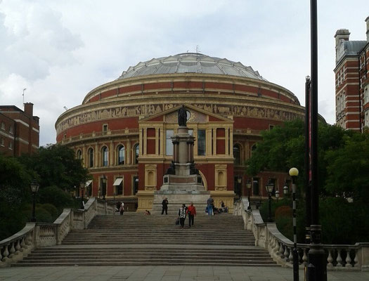 100 Dinge, die man in London machen kann - Royal Albert Hall