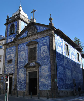 Porto Top 10 Sehenswürdigkeiten - Capela de Almas