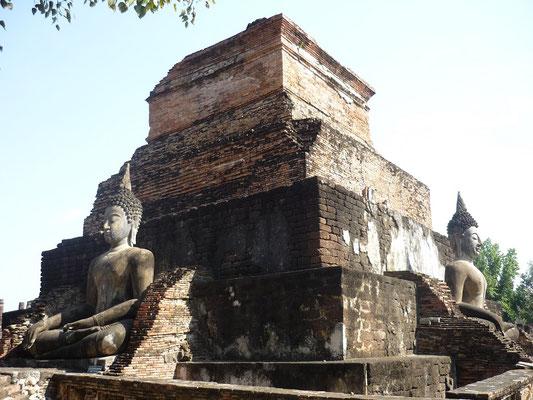 Reiseroute Thailand 2 Wochen - Sukhothai historischer Park