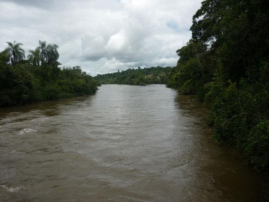 Iguazu Wasserfälle Upper und Lower Trail