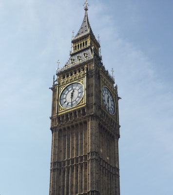 100 Dinge, die man in London machen kann - Big Ben