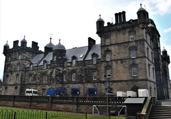 George Heriot School / Hogwarts / Harry Potter Edinburgh