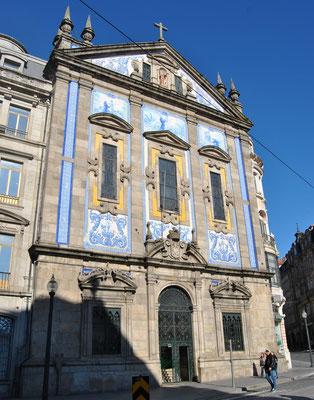 Porto Kirchen - Igreja de Santo António dos Congregados