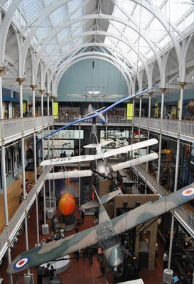 24 Stunden in Edinburgh - ein Stadtrundgang auf eigene Faust - National Museum of Scotland