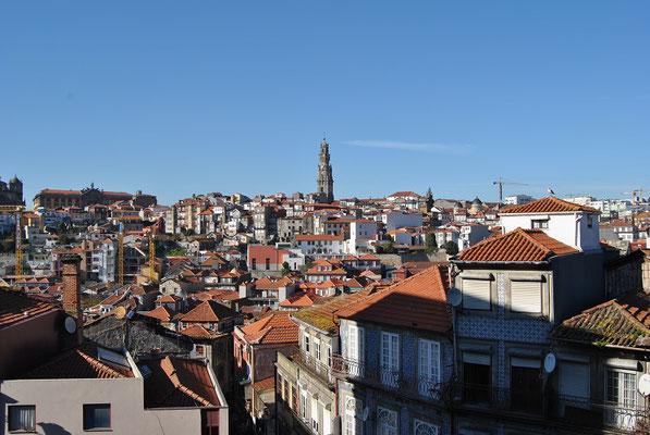 Porto Kirchen - Torre dos Clérigos