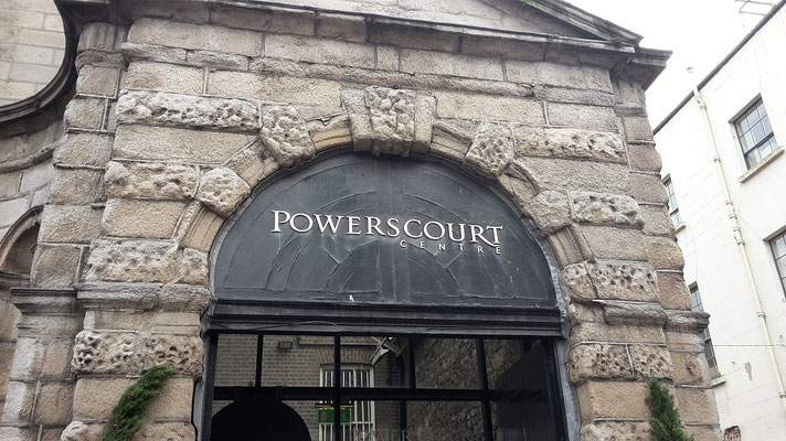 Powerscourt Shopping Center, Dublin