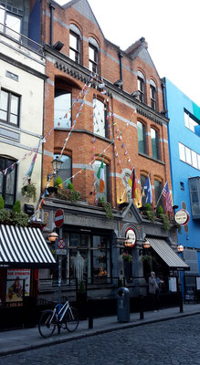 Temple Bar Area Dublin