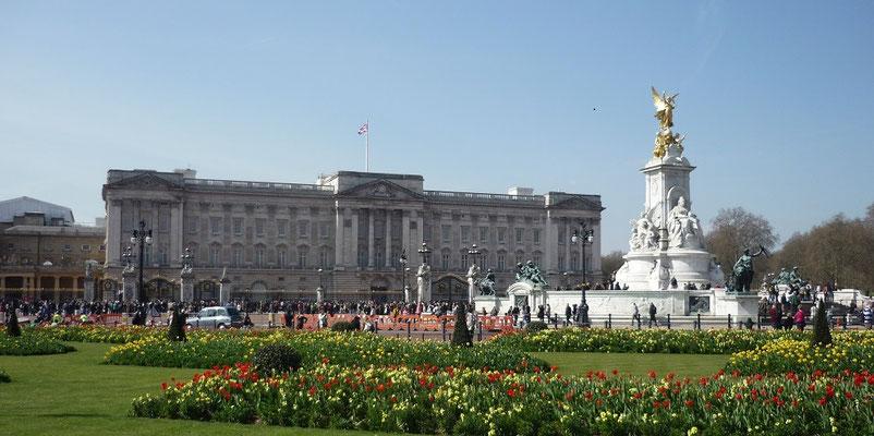 100 Dinge, die man in London machen kann - Buckingham Palace