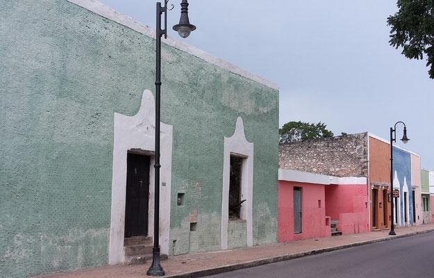 Reiseroute Kuba Mexiko Rundreise und baden - Valladolid