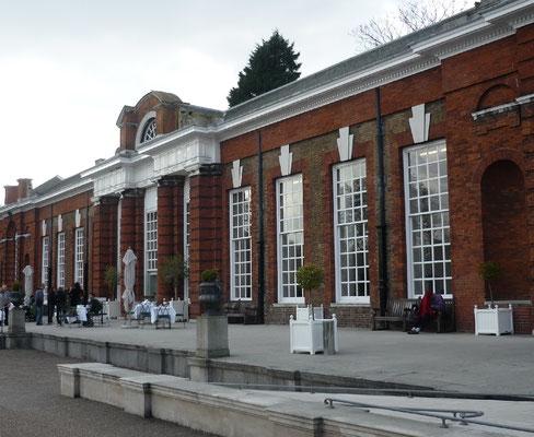 London in 3 Tagen - Sehenswürdigkeiten: Orangerie Kensington Palace