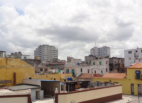Reiseroute Kuba Mexiko Rundreise und baden - Altstadt Havanna