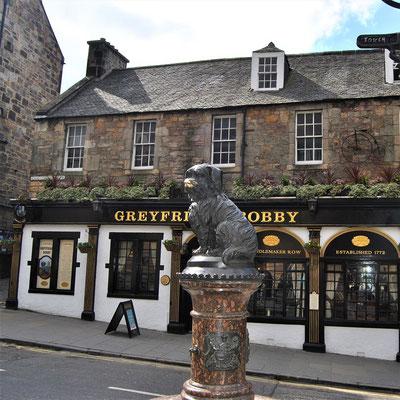 Kurztrip / Städtereise Europa - Edinburgh Greyfriars Bobby