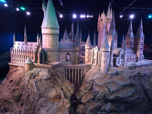 Harry Potter Studio Tour - Hogwarts School