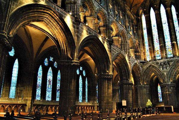 Glasgow Sehenswürdigkeiten Top 10 - St Mungo´s Cathedral