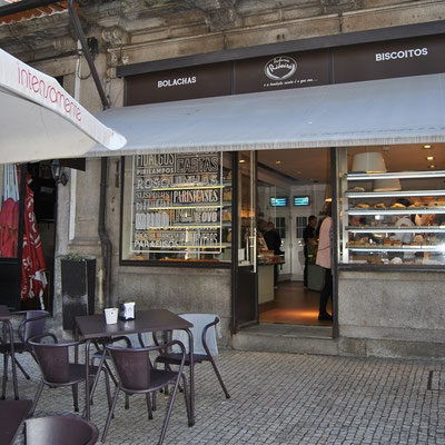 Bakery Padaria Ribeiro in Porto