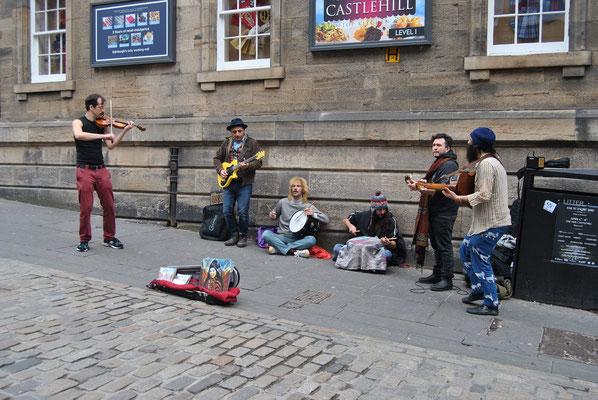 24 Stunden in Edinburgh - ein Stadtrundgang auf eigene Faust - Royal Mile
