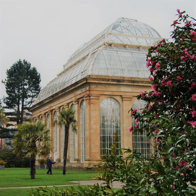 City trip Europe - Edinburgh Botanic Garden