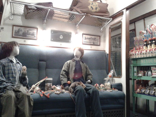 Harry Potter Studio Tour - Hogwarts Express