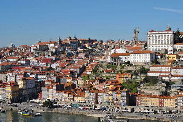 Porto Top 10 Tourist Attractions - historical old town Ribeira