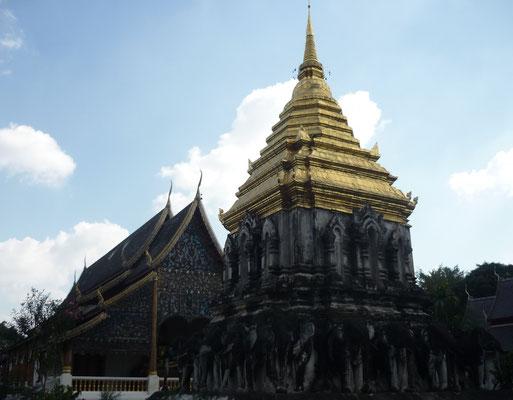 Reiseroute Thailand 2 Wochen - Tempel Altstadt Chiang Mai