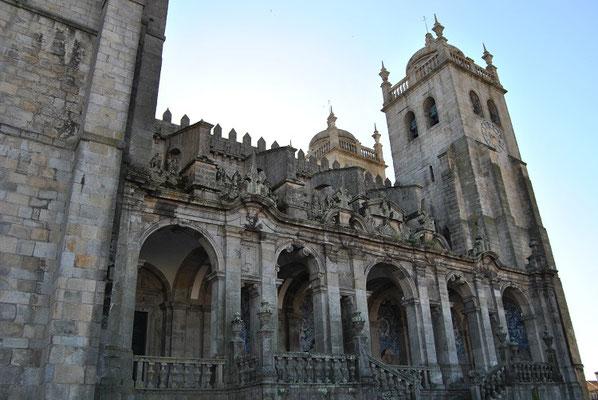 Porto Top 10 Sehenswürdigkeiten - Sé do Porto